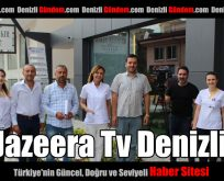 Al Jazeera Tv Denizli'de
